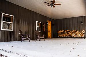 Arrow Porch