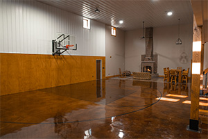 What Are The Most Popular Pole Barn Basketball Court Sizes