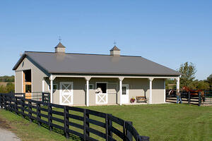 Capecci_Stables and Stall Barns_Horse Barns