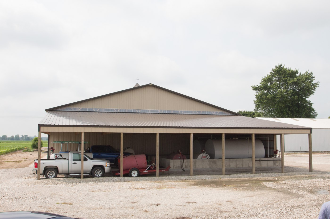 pole barn connections, fbi buildings