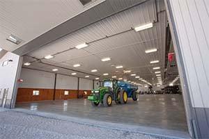 Interior Lining + Finished Floors, FBi Buildings, Pole Barn Renovation