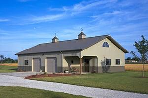Pole Barn Basement Blog