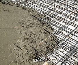 Pole Barn Concrete Rebar