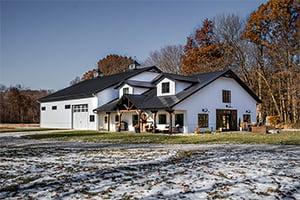 Pole Barn Farmhouse