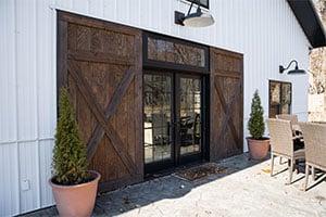 Pole Barn Home Exterior