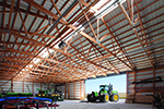 Pole Barn Warranty_Roof Structure