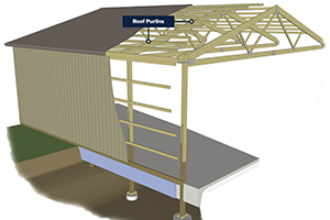 Roof Purlins SM