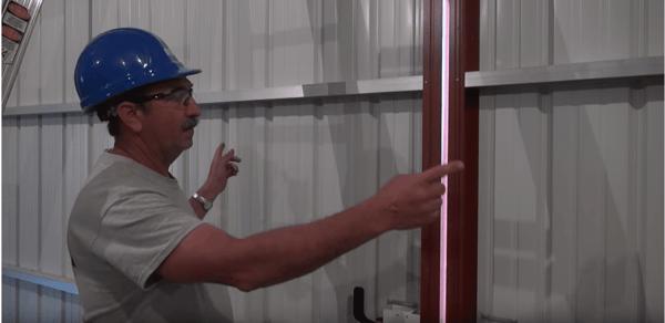 how to fix a pole barn sliding door, fbi buildings