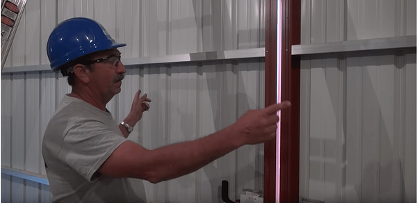 how to fix a pole barn sliding door, fbi buildings