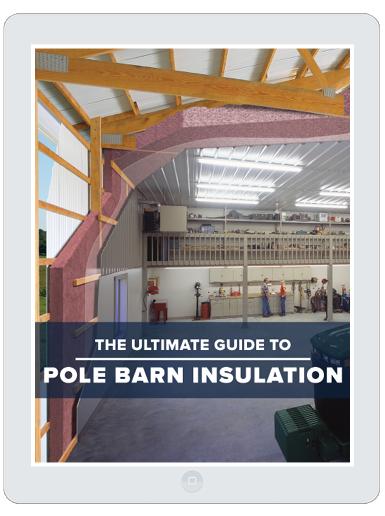 The Ultimate Guide to Pole Barn Insulation_iPad E-Book Cover Image2