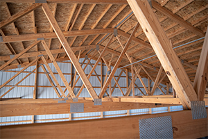 Pole Barn Trusses Structural Integrity