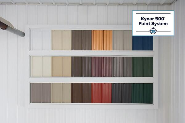 Popular Color Combinations For Post Frame Buildings