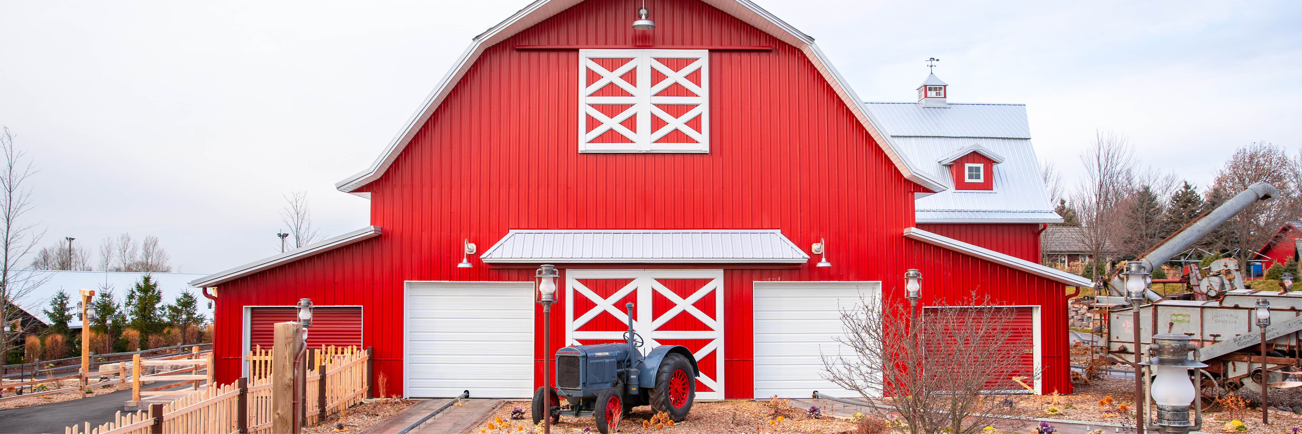 What Are Our Top Commercial Pole Barn Sizes?