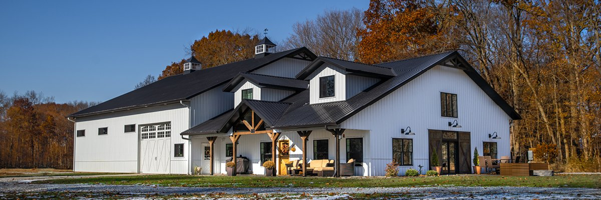 5 Different Ways to Design a Pole Barn with Living Quarters