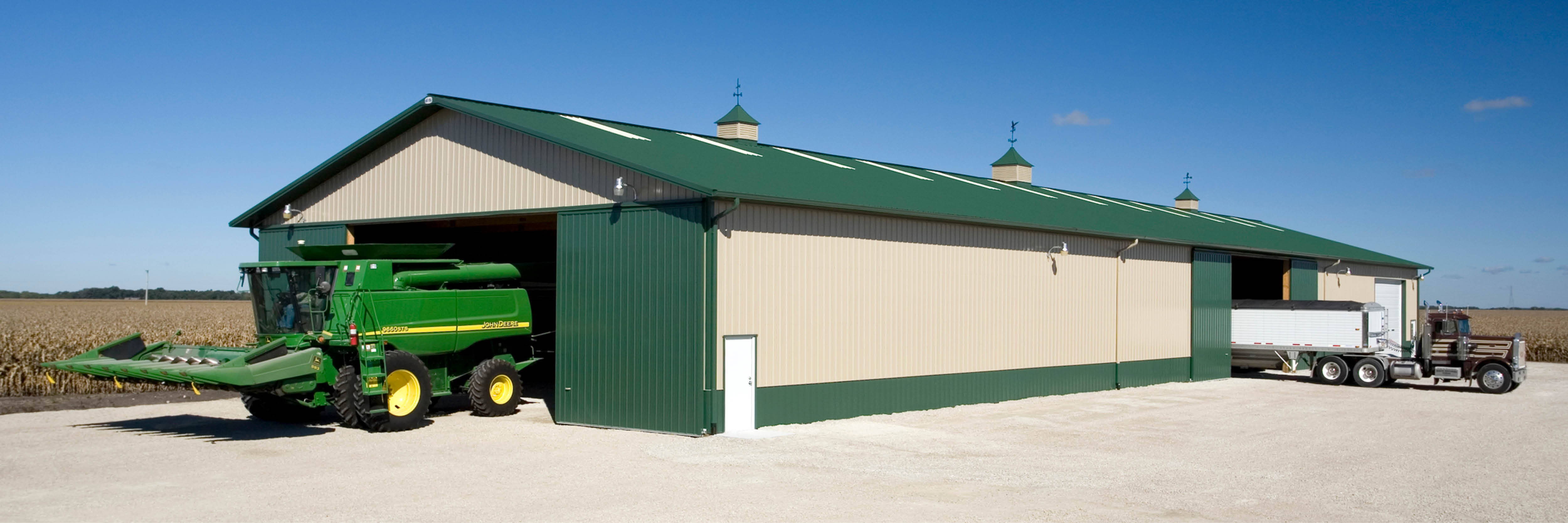 Ag Features: Top Components for Your Farm Building