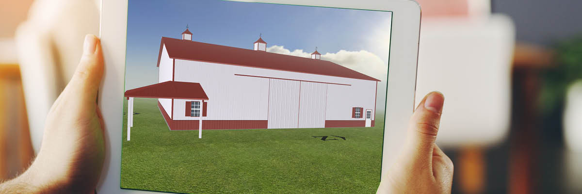 Pole Barn Designer: See Your Building in 3D