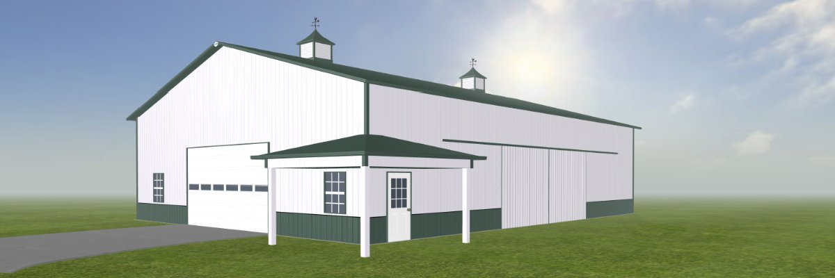 How to Design Your Pole Barn Online