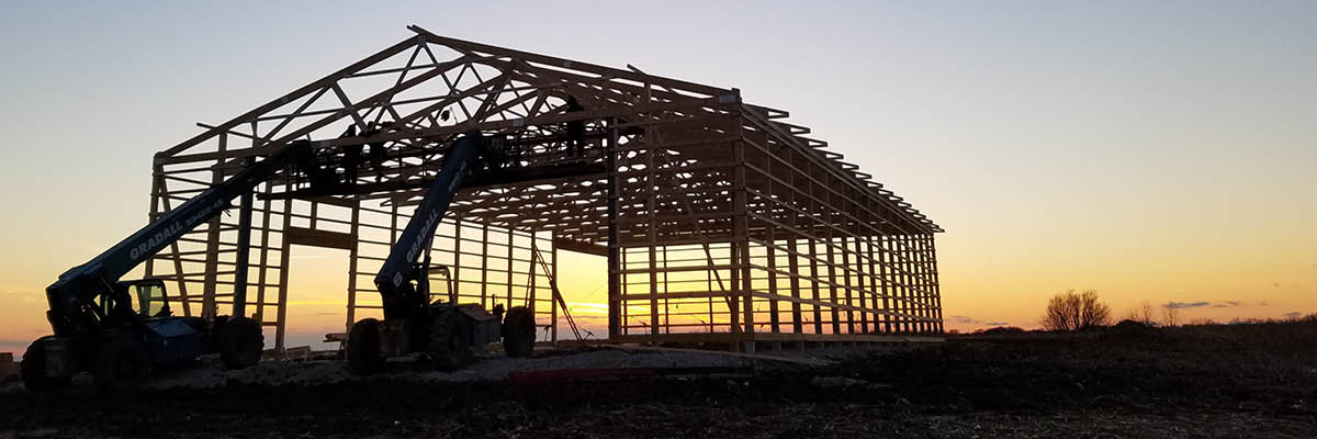 Pole Barn vs Post Frame Building: What's the Difference?