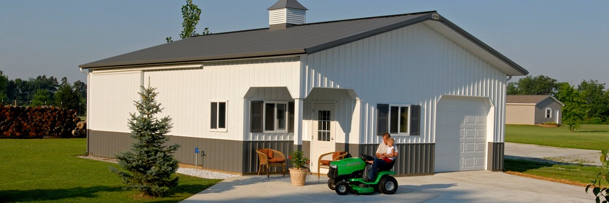 Our Top 5 Pole Barn Garage Plans