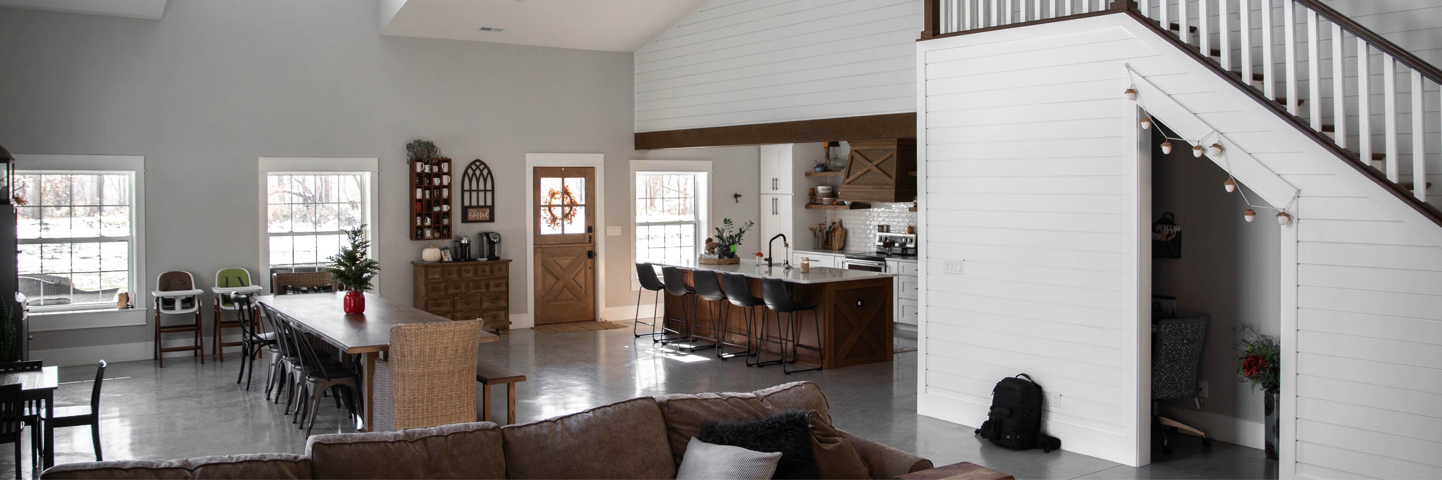 Pole Barn Interior: Can You Install Drywall?