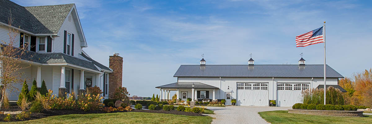 Residential Pole Barn Buildings: Explore Your Options