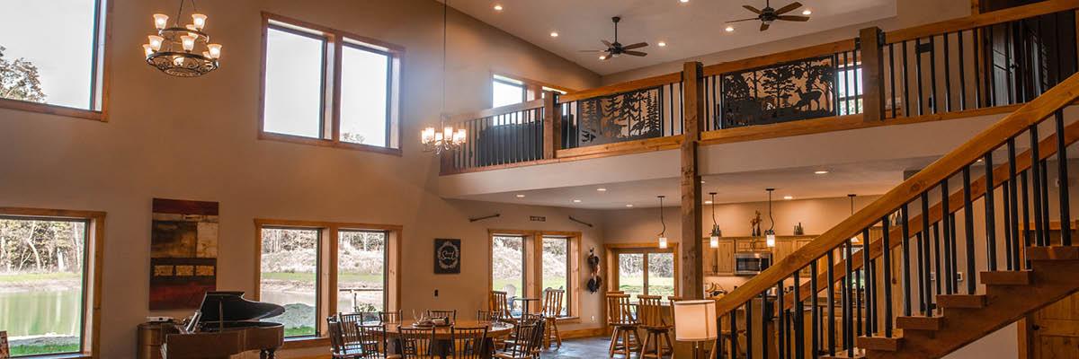 Can I Build a Pole Barn with a Second Floor?