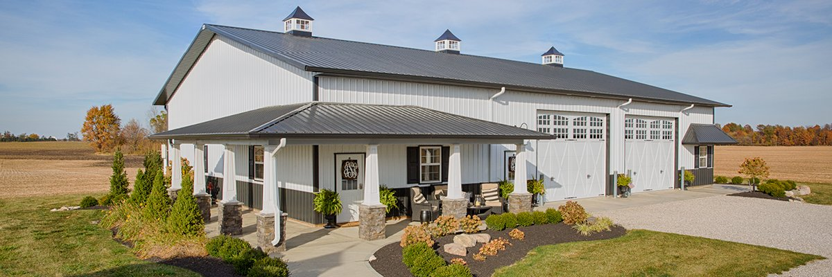 Pole Barn Wainscoting: 4 Design Benefits You Should Know