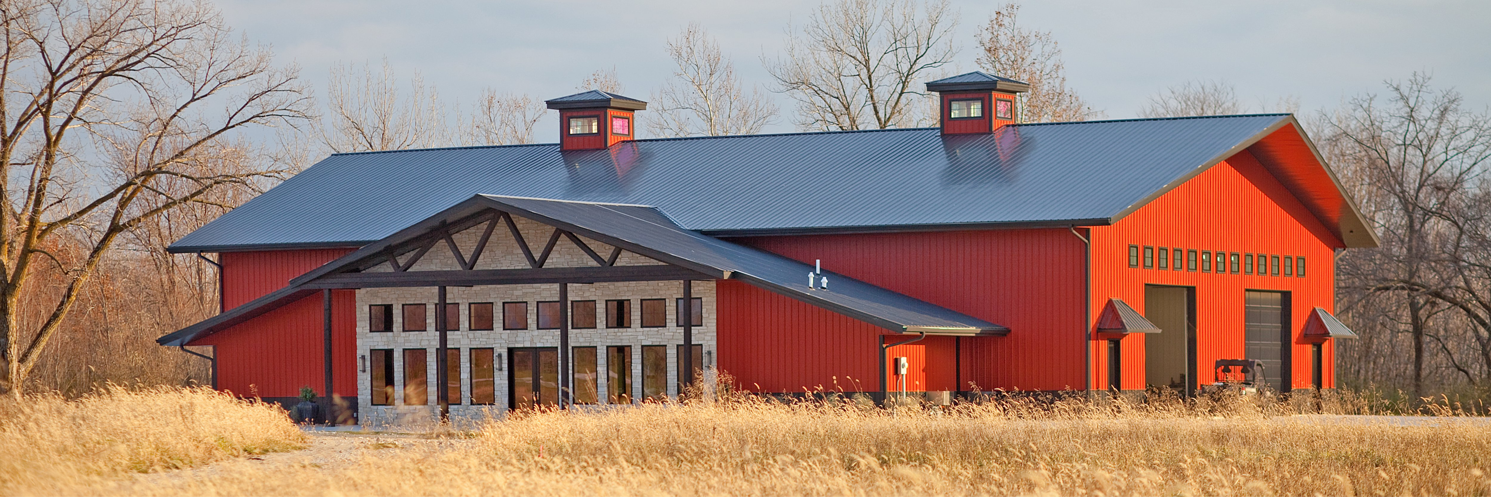 Color Combination Tips For Your Pole Barn