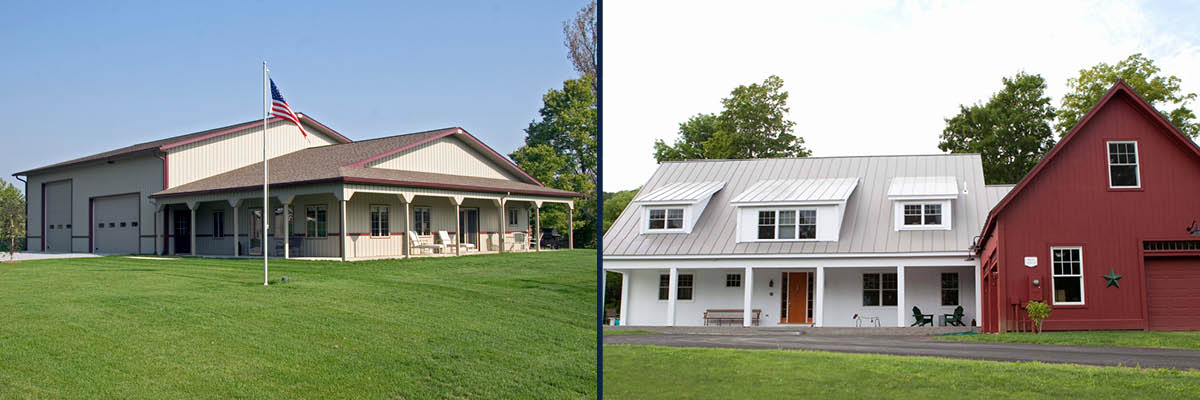 Post Frame Home vs Stick Built: What Should You Choose?