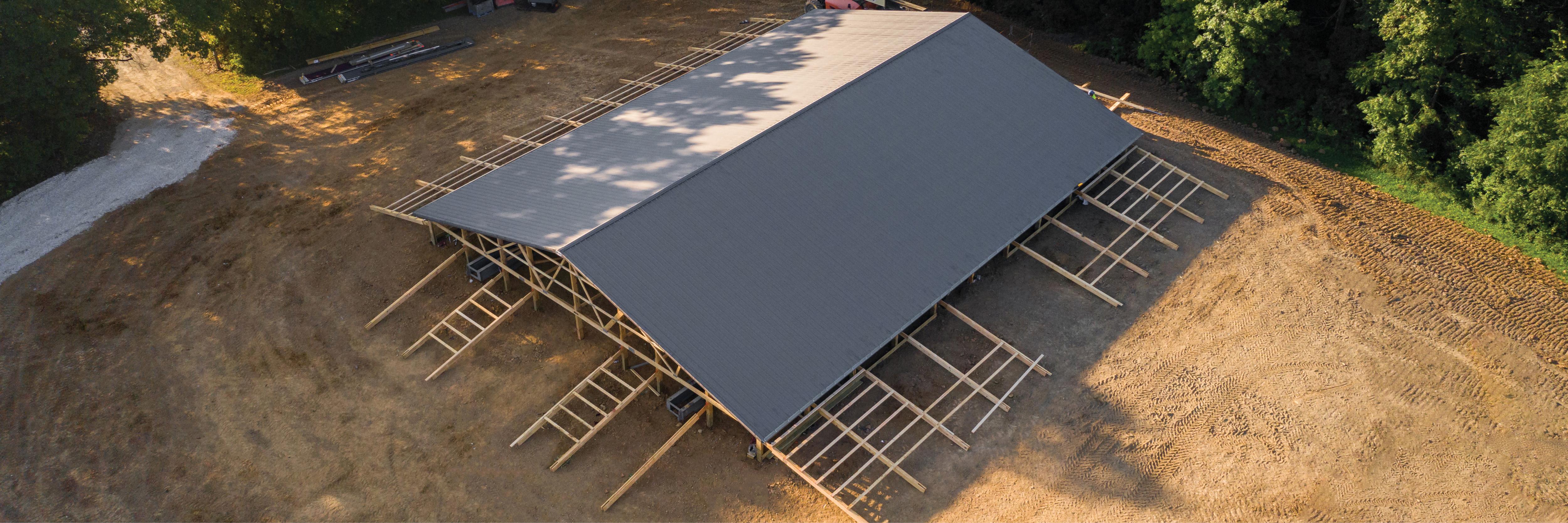 QLYFT Building System: Transforming Post Frame Construction