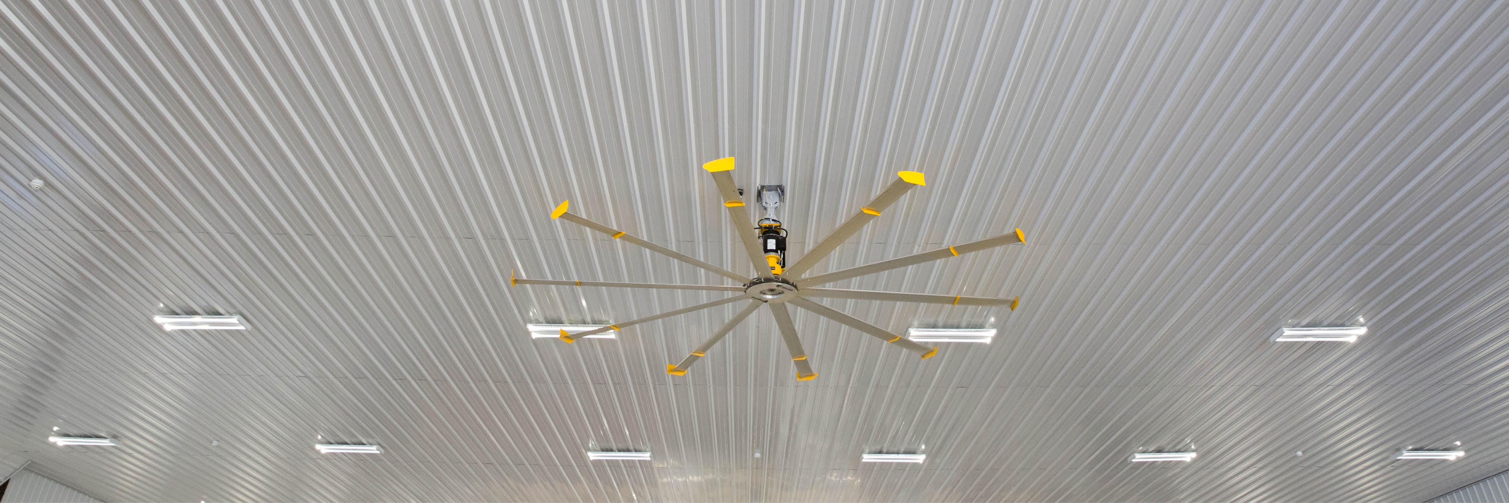 Top Pole Barn Fan Companies: 4 Installation Advantages