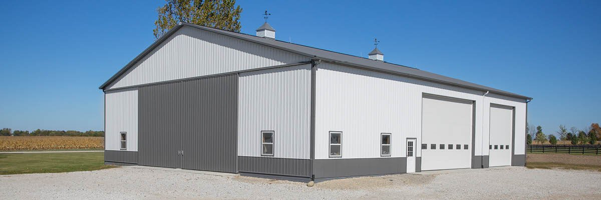 Which Type of Door is Best for Your Pole Barn?
