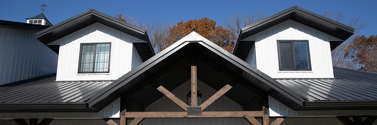Did You Know We Offer Residential Metal Roofing?